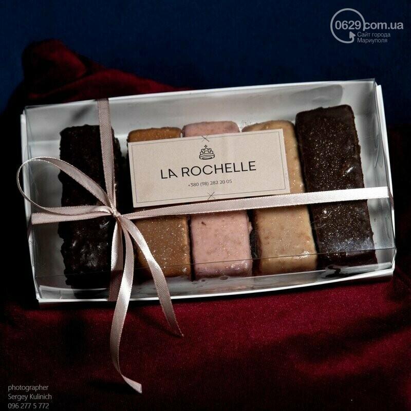 Вкуснейшие торты с доставкой по Мариуполю в течение 60 минут! LA ROCHELLE запускает интернет-магазин!, фото-14