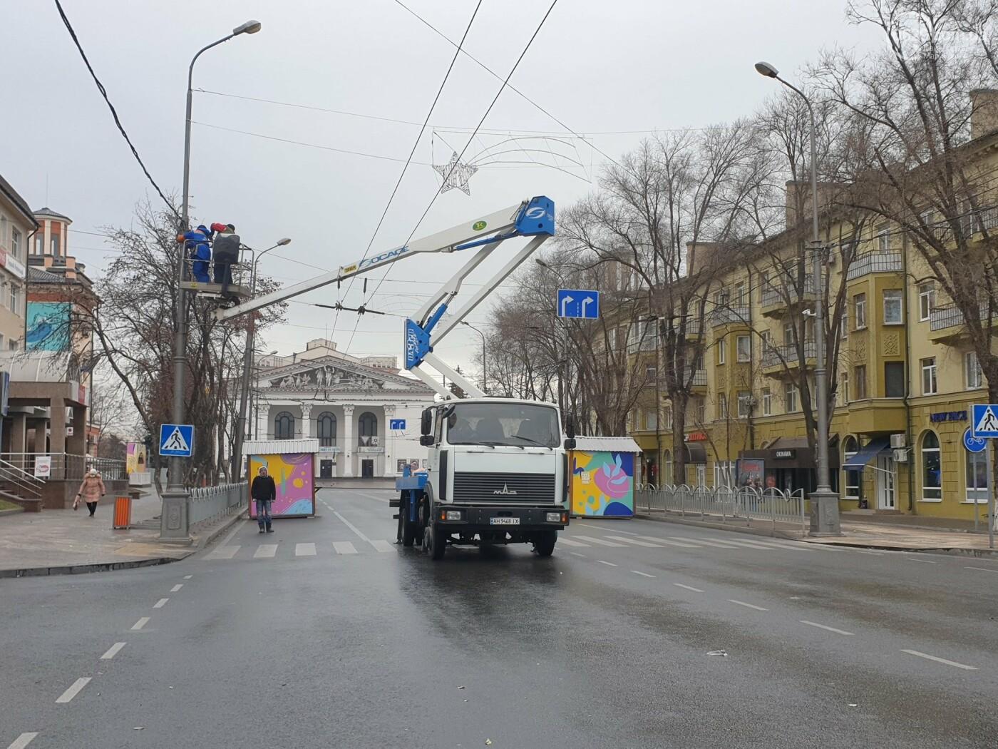 Каким будет Театральный сквер на новогодние праздники,- ФОТО, фото-2