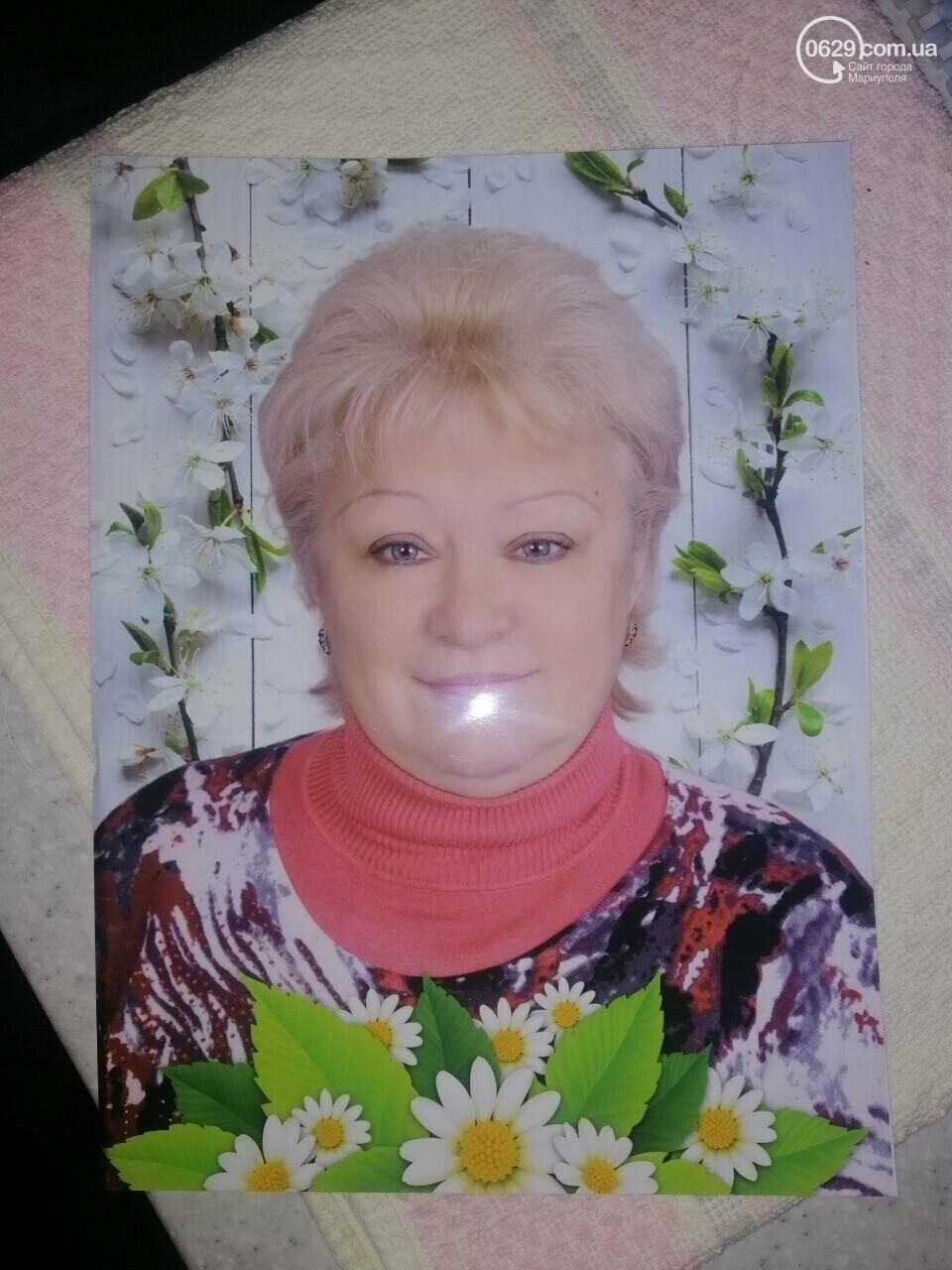 Поиски и версии. В Мариуполе уже неделю ищут пропавшую Галину Демидову, - ФОТОРЕПОРТАЖ, фото-4