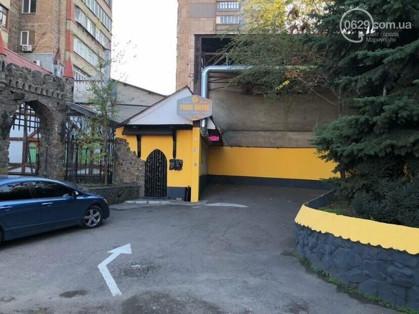 Food Drive - первое заведение в городе, где можно забрать свой заказ, не выходя из автомобиля!, фото-1
