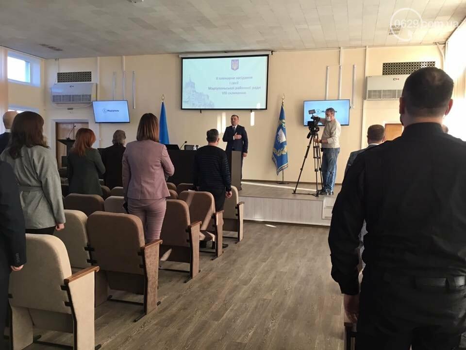 Куда хотят попасть депутаты Мариупольского районного совета, фото-1
