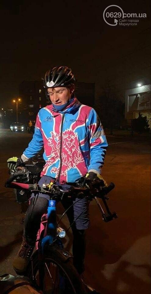 Бристоль - Пекин. В Мариуполь на тандеме приехал британец, заболевший раком, - ФОТО, фото-7