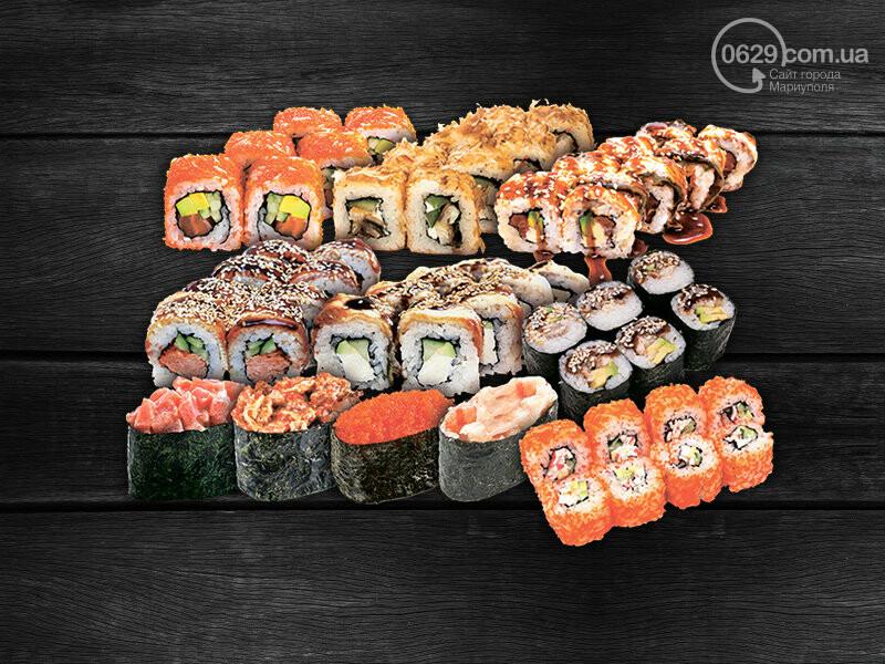 Японская кухня в Уummy Eat! Суши, роллы, wok меню с бесплатной доставкой! , фото-1