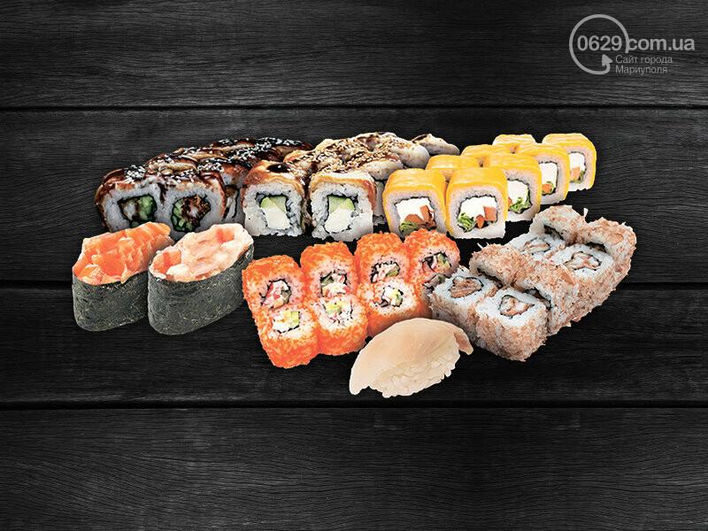 Японская кухня в Уummy Eat! Суши, роллы, wok меню с бесплатной доставкой! , фото-2