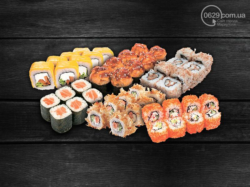 Японская кухня в Уummy Eat! Суши, роллы, wok меню с бесплатной доставкой! , фото-4
