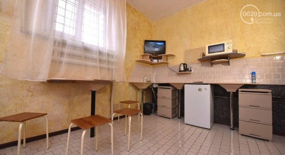 Тюрьма с комфортом. Почем VIP-камера в Мариуполе, - ФОТО, фото-3