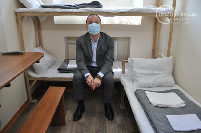 Тюрьма с комфортом. Почем VIP-камера в Мариуполе, - ФОТО, фото-4