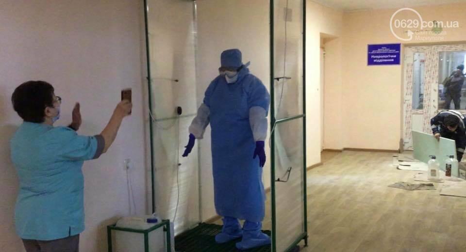 Как корреспондент 0629 в ковидной больнице работал, - ФОТО, фото-7