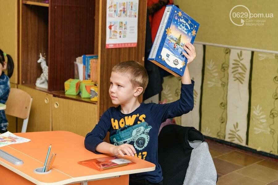 Как Фонд Бориса Колесникова и ХК «Донбасс» поздравили 62 000 детей Донетчины с Днем Николая: яркие ФОТО, фото-8