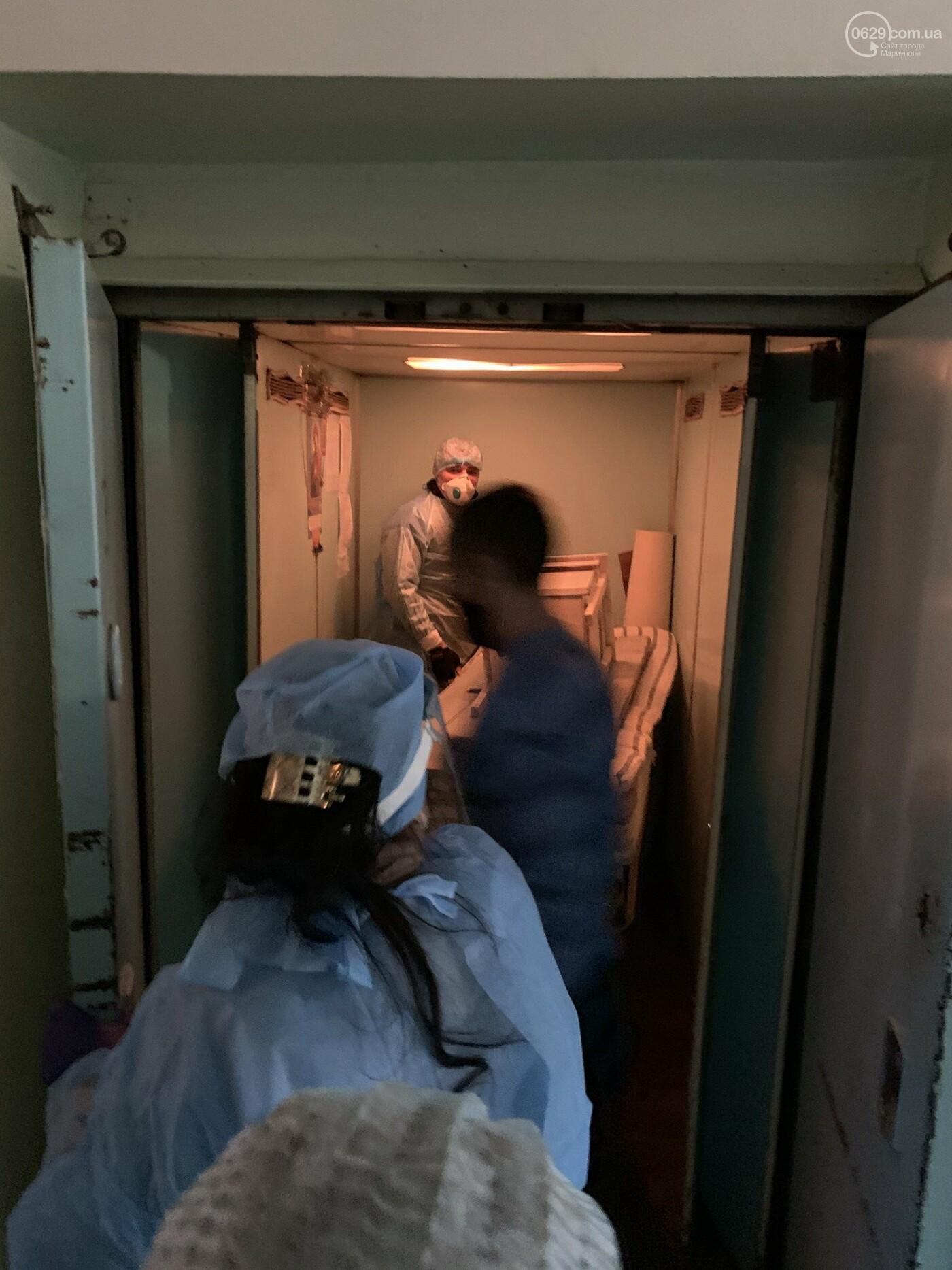 Как корреспондент 0629 в ковидной больнице работал, - ФОТО, фото-3