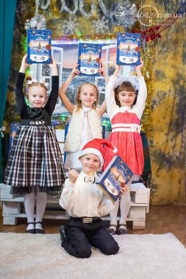 Как Фонд Бориса Колесникова и ХК «Донбасс» поздравили 62 000 детей Донетчины с Днем Николая: яркие ФОТО, фото-19