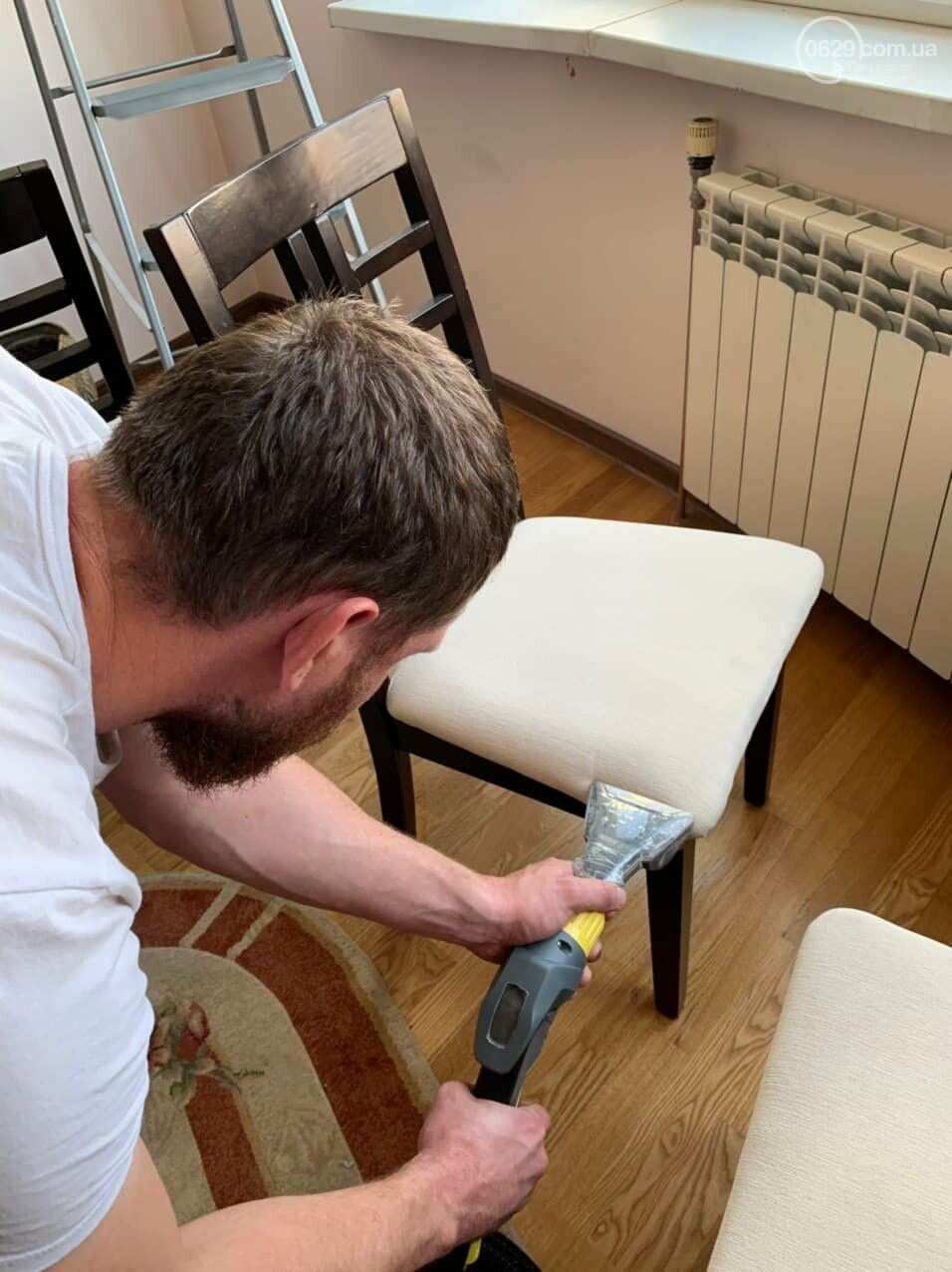 Мойка окон и уборка квартиры в Киеве – где заказать услуги?, фото-1