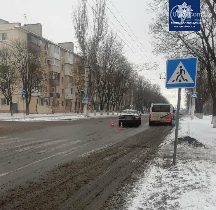 На проспекте Нахимова сбили пешехода. Пострадавшего госпитализировали, - ФОТО, фото-1