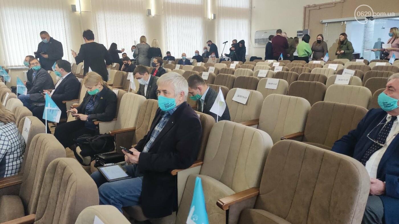 Скандал на сессии Мариупольского горсовета. ОПЗЖ выдавливает Блок Вадима Бойченко с насиженных мест, фото-4