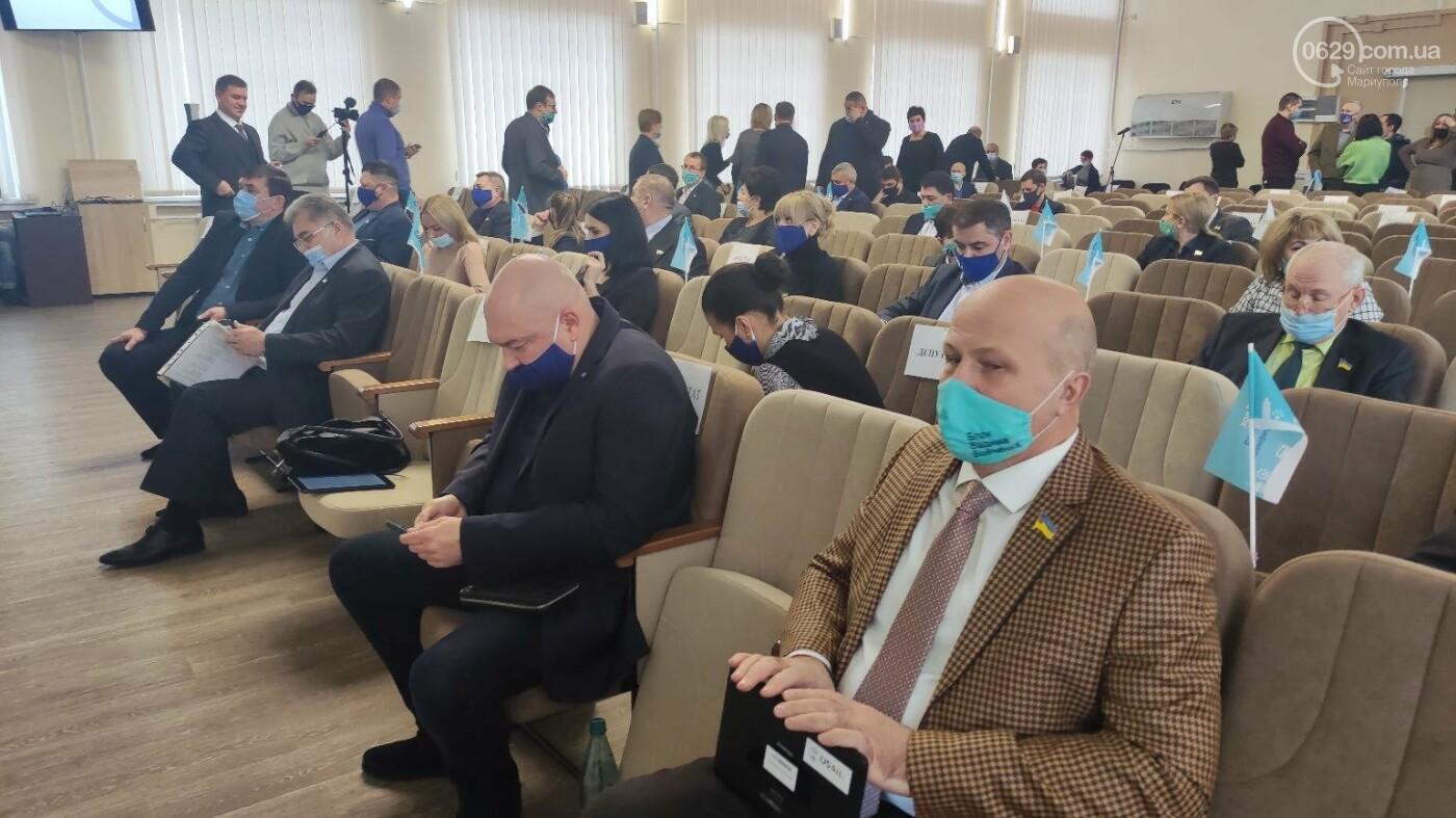 Скандал на сессии Мариупольского горсовета. ОПЗЖ выдавливает Блок Вадима Бойченко с насиженных мест, фото-3
