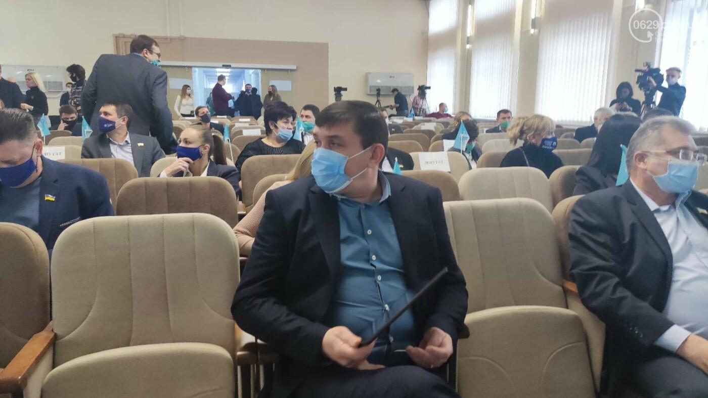 Скандал на сессии Мариупольского горсовета. ОПЗЖ выдавливает Блок Вадима Бойченко с насиженных мест, фото-7