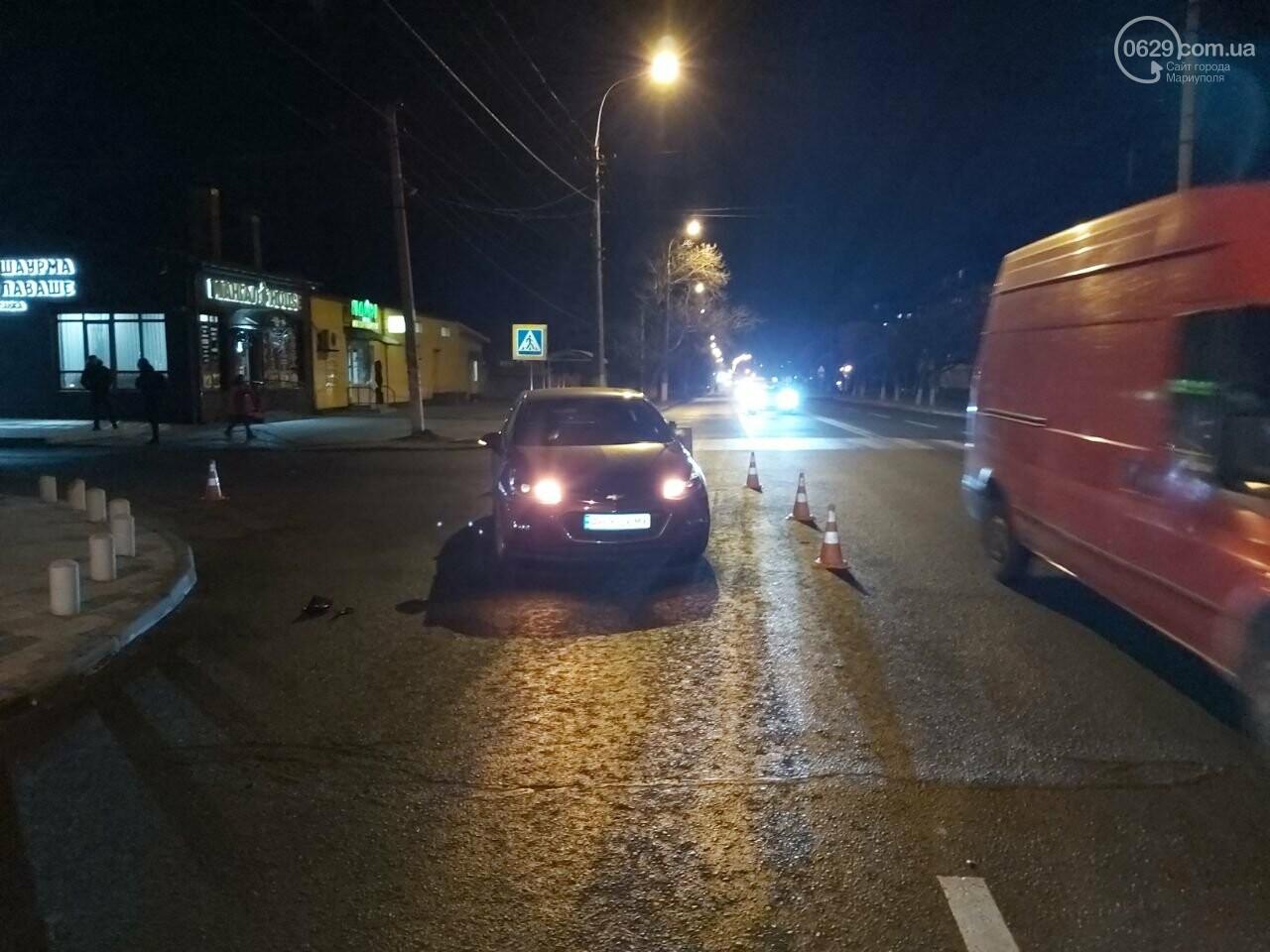Полиция ищет свидетелей смертельного ДТП в Мариуполе, - ФОТО, фото-1