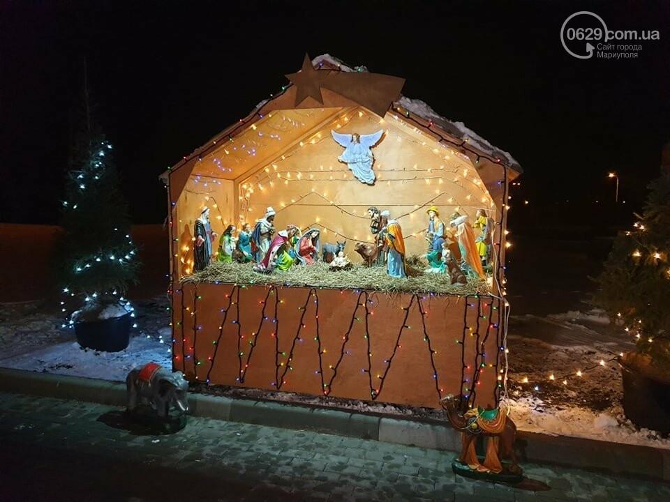 Мариупольские католики  празднуют Сочельник - ночь перед Рождеством, - ФОТО, фото-4
