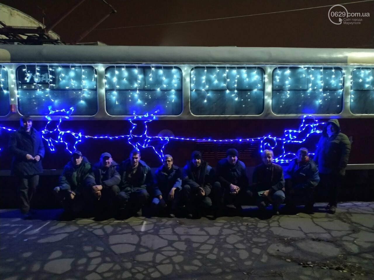 Трамвай желаний. В Мариуполе курсируют уникальные вагоны, - ФОТО, ВИДЕО, фото-5