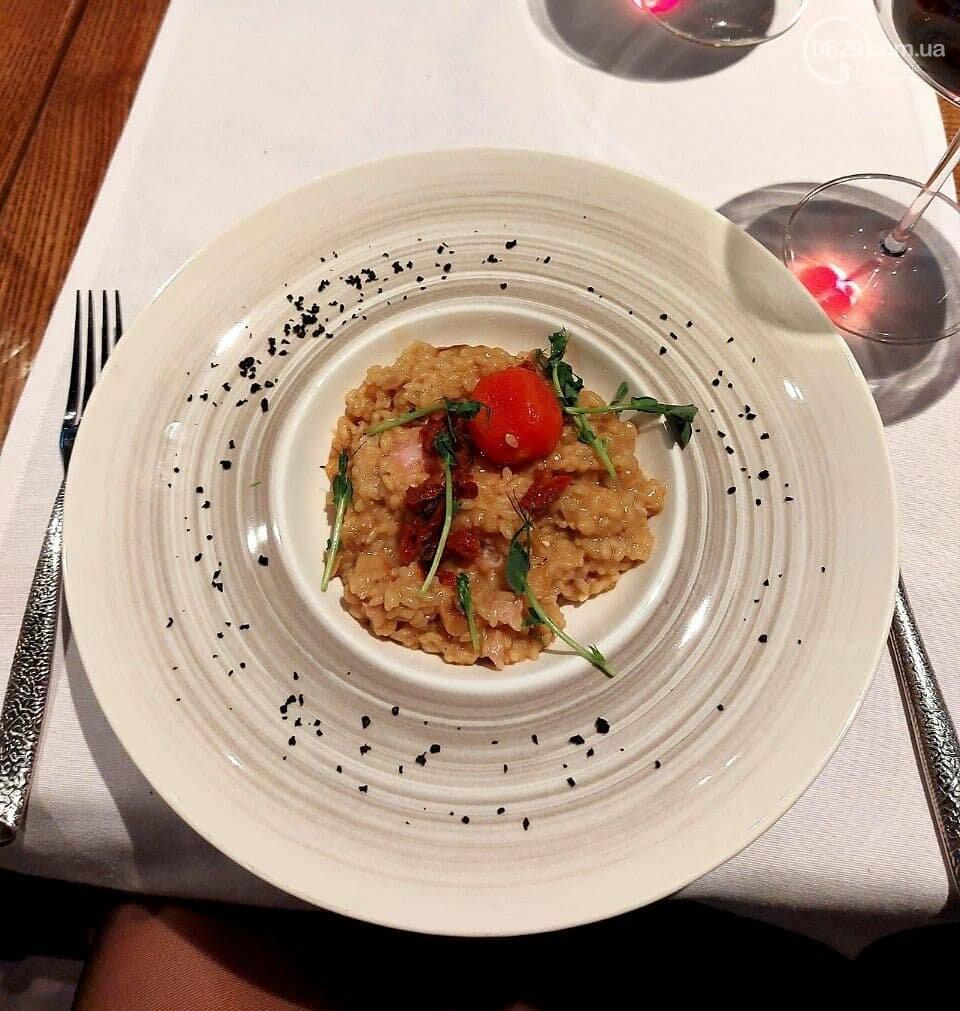 """Ревизия нового ресторана в Мариуполе.  """"Amadeus"""" претендует на заведение гастрономических впечатлений, - ФОТО, фото-2"""