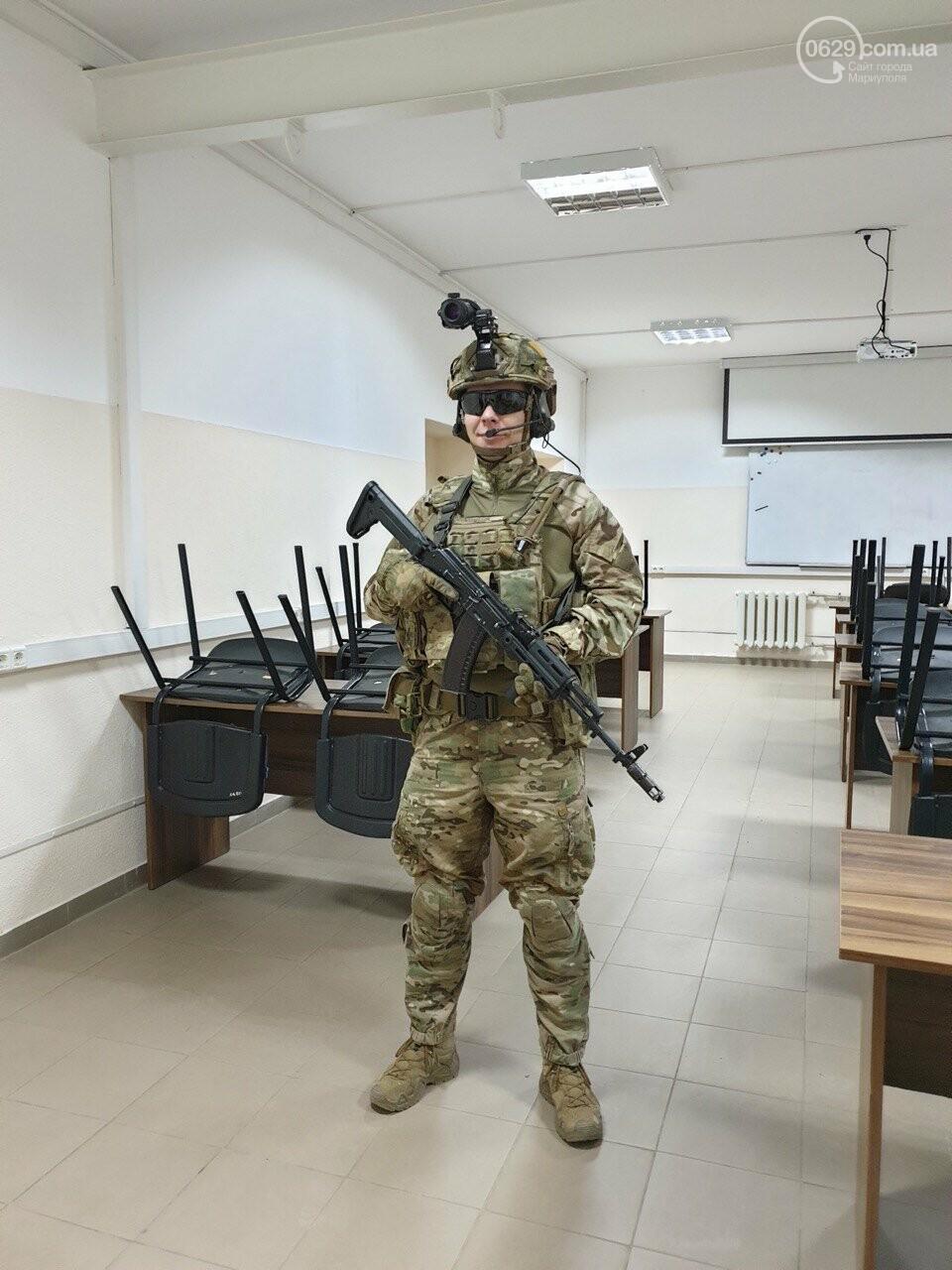 Прямой выстрел. Как боец Нацгвардии в  Мариуполе создал милитари-видеоблог, - ФОТО+ВИДЕО, фото-3