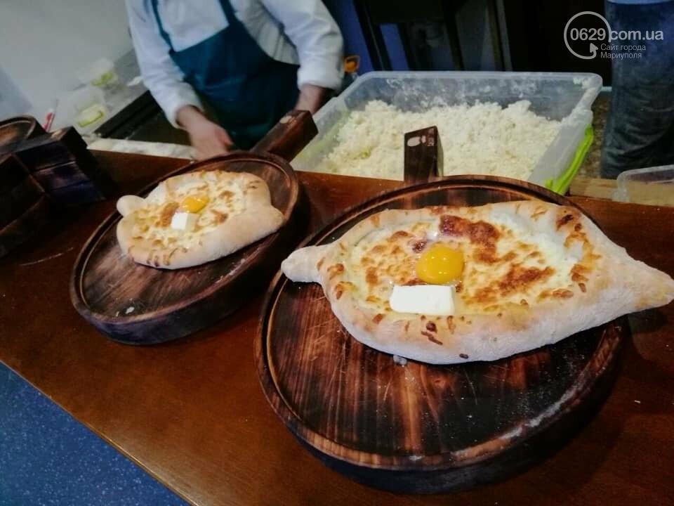 """""""Дядя Гиви"""" накануне локдауна. Чем побьет конкурентов новый грузинский ресторан в Мариуполе,- ФОТО, фото-9"""
