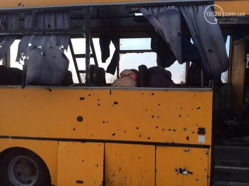 Теракт под Волновахой. Боевики расстреляли пассажирский автобус. Шесть лет после трагедии, - ФОТО, фото-1