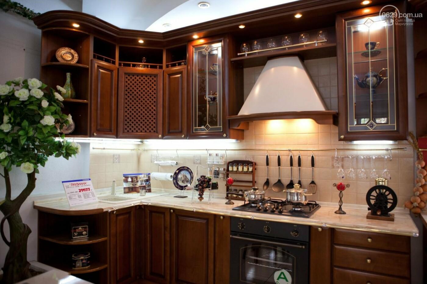 Скидка 20% на все модели кухонной мебели по индивидуальным заказам, фото-3