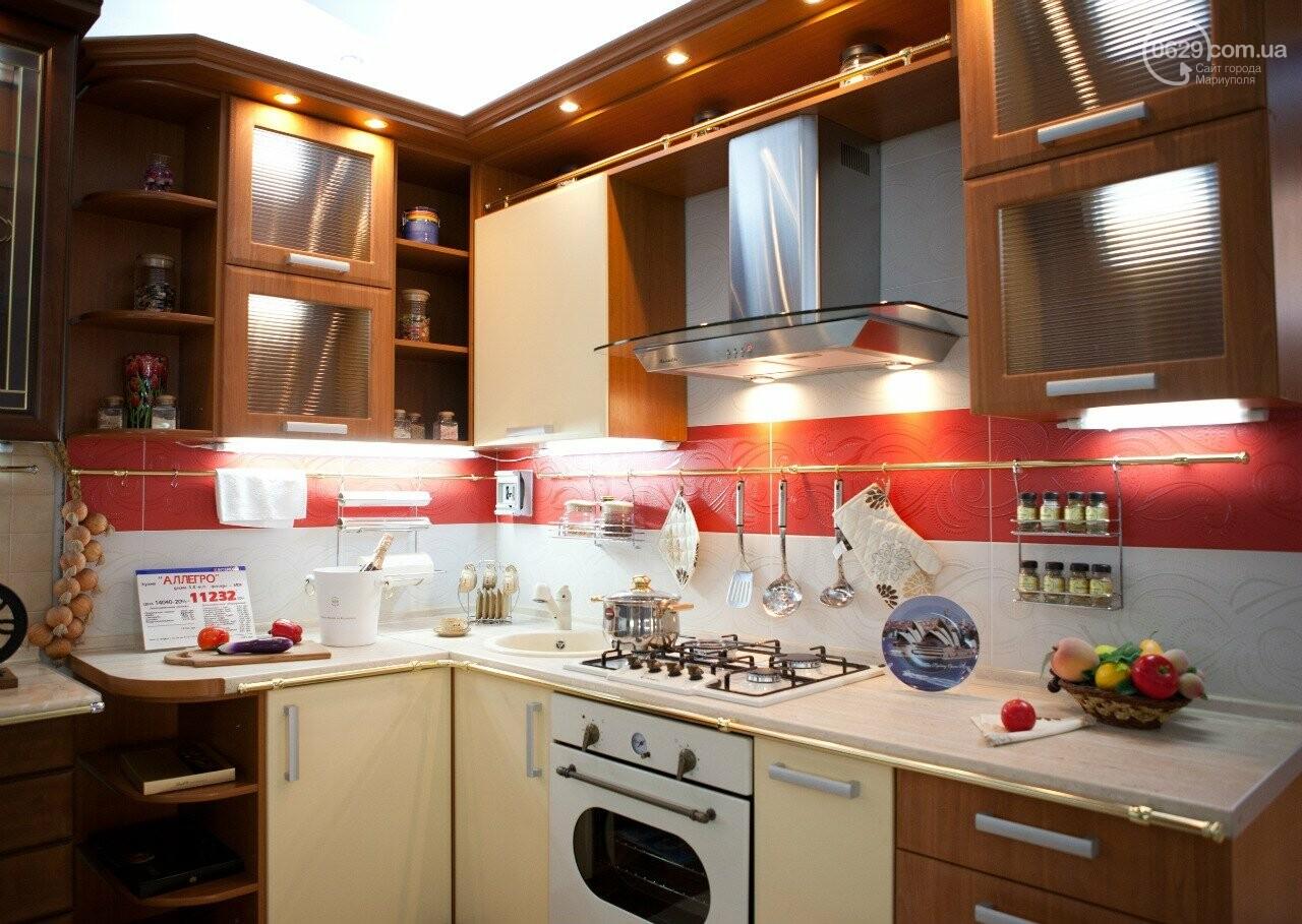 Скидка 20% на все модели кухонной мебели по индивидуальным заказам, фото-8