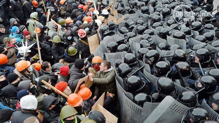 Первая кровь. Как погибли активисты Майдана Нигоян и Жизневский, - ФОТО, фото-1