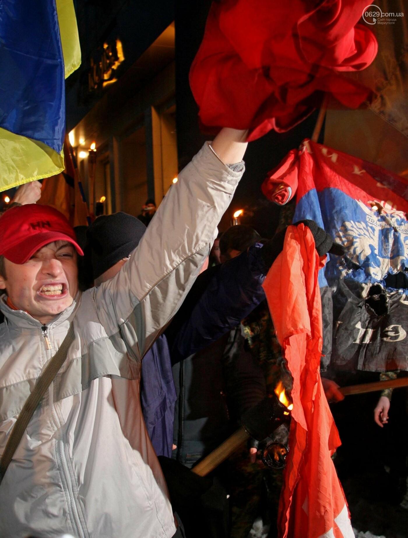 """Драки и сожжённые флаги. Как боролись с """"Донецкой республикой"""" 12 лет назад,  - ФОТО, фото-5"""