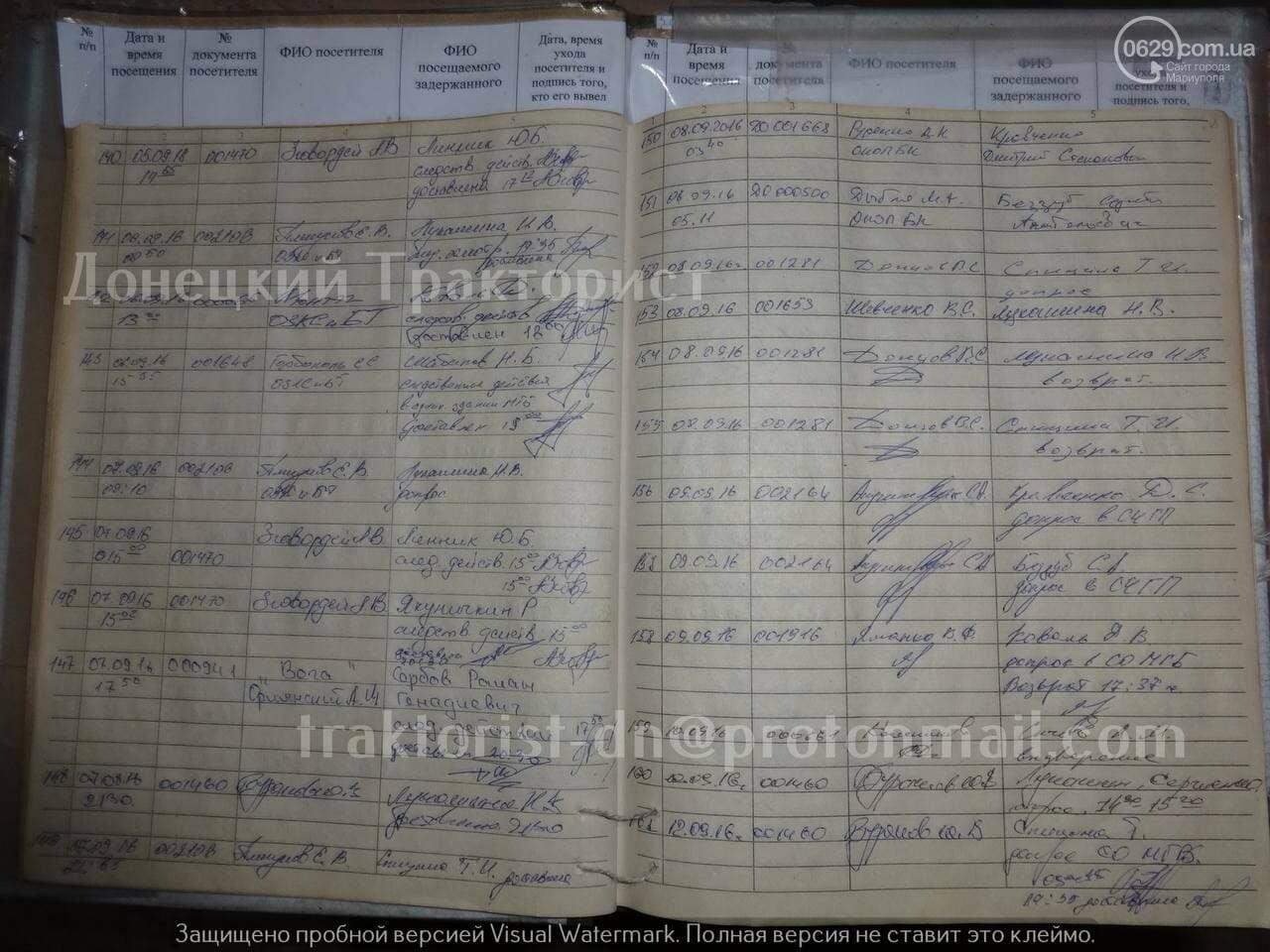 В соцсети появились фото концлагеря в Донецке. Прокуратура объявила подозрение одному из палачей, - ФОТО, фото-5
