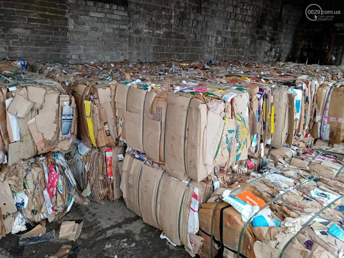 Мариуполь чистый город. Закупаем макулатуру, пластик, ПЭТ, стекло и другие отходы, фото-1