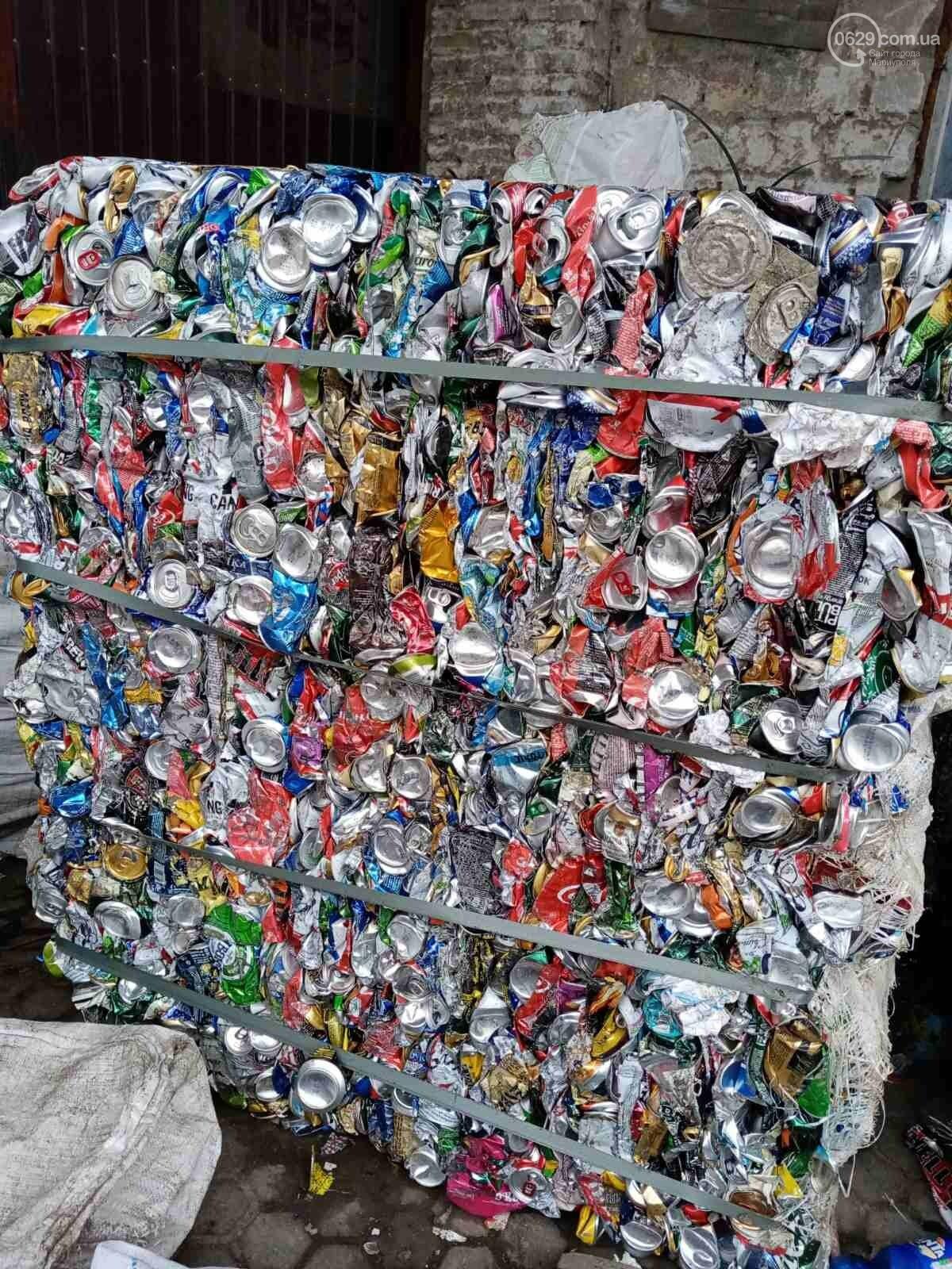 Мариуполь чистый город. Закупаем макулатуру, пластик, ПЭТ, стекло и другие отходы, фото-7