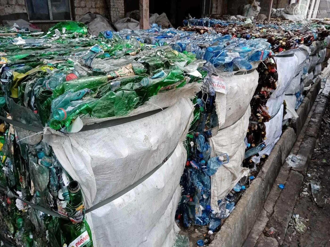 Мариуполь чистый город. Закупаем макулатуру, пластик, ПЭТ, стекло и другие отходы, фото-4