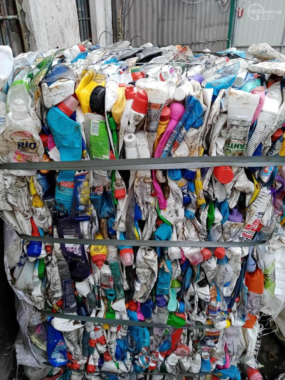 Мариуполь чистый город. Закупаем макулатуру, пластик, ПЭТ, стекло и другие отходы, фото-2