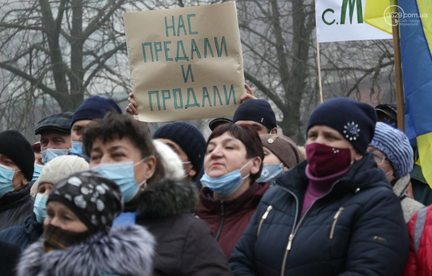 «Это война». Жители Никольского восстали против циркония, - ФОТО, ВИДЕО, фото-10