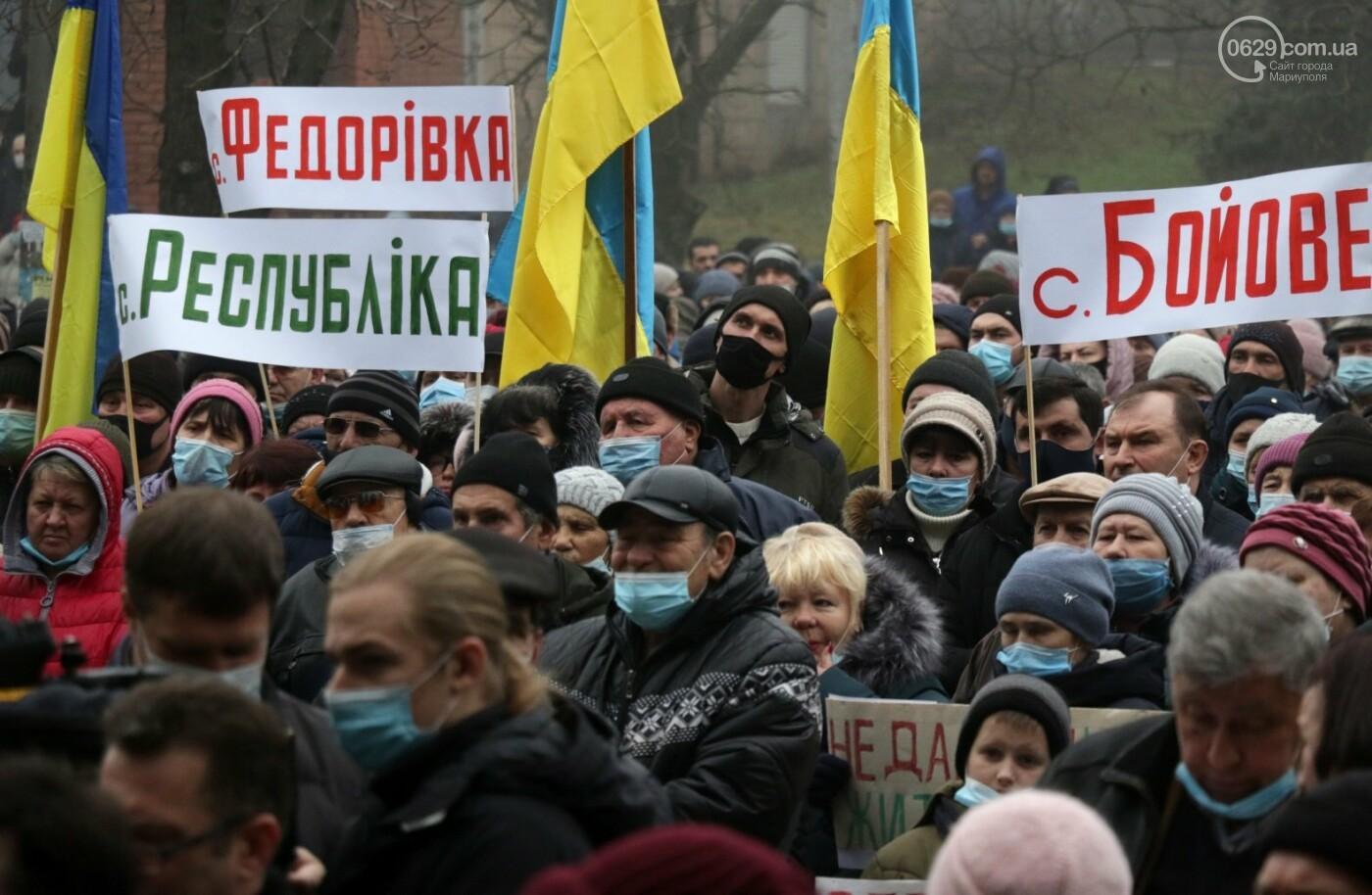 «Это война». Жители Никольского восстали против циркония, - ФОТО, ВИДЕО, фото-7