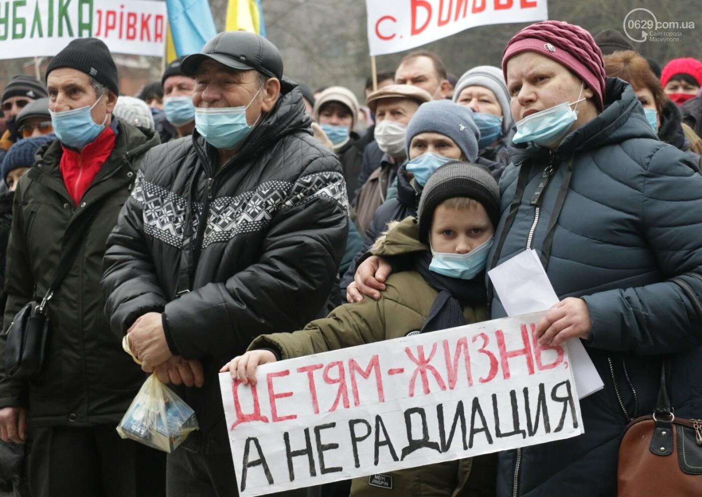 «Это война». Жители Никольского восстали против циркония, - ФОТО, ВИДЕО, фото-16