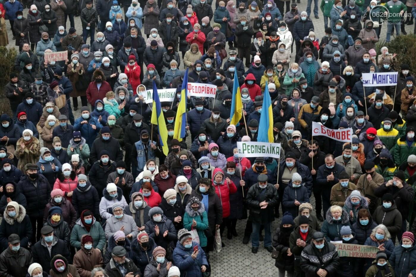 «Это война». Жители Никольского восстали против циркония, - ФОТО, ВИДЕО, фото-21