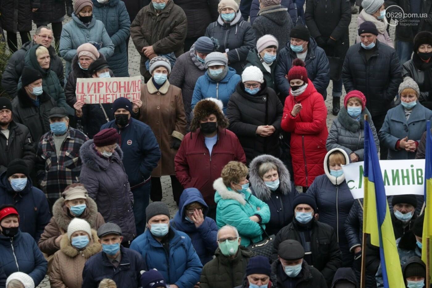 «Это война». Жители Никольского восстали против циркония, - ФОТО, ВИДЕО, фото-22