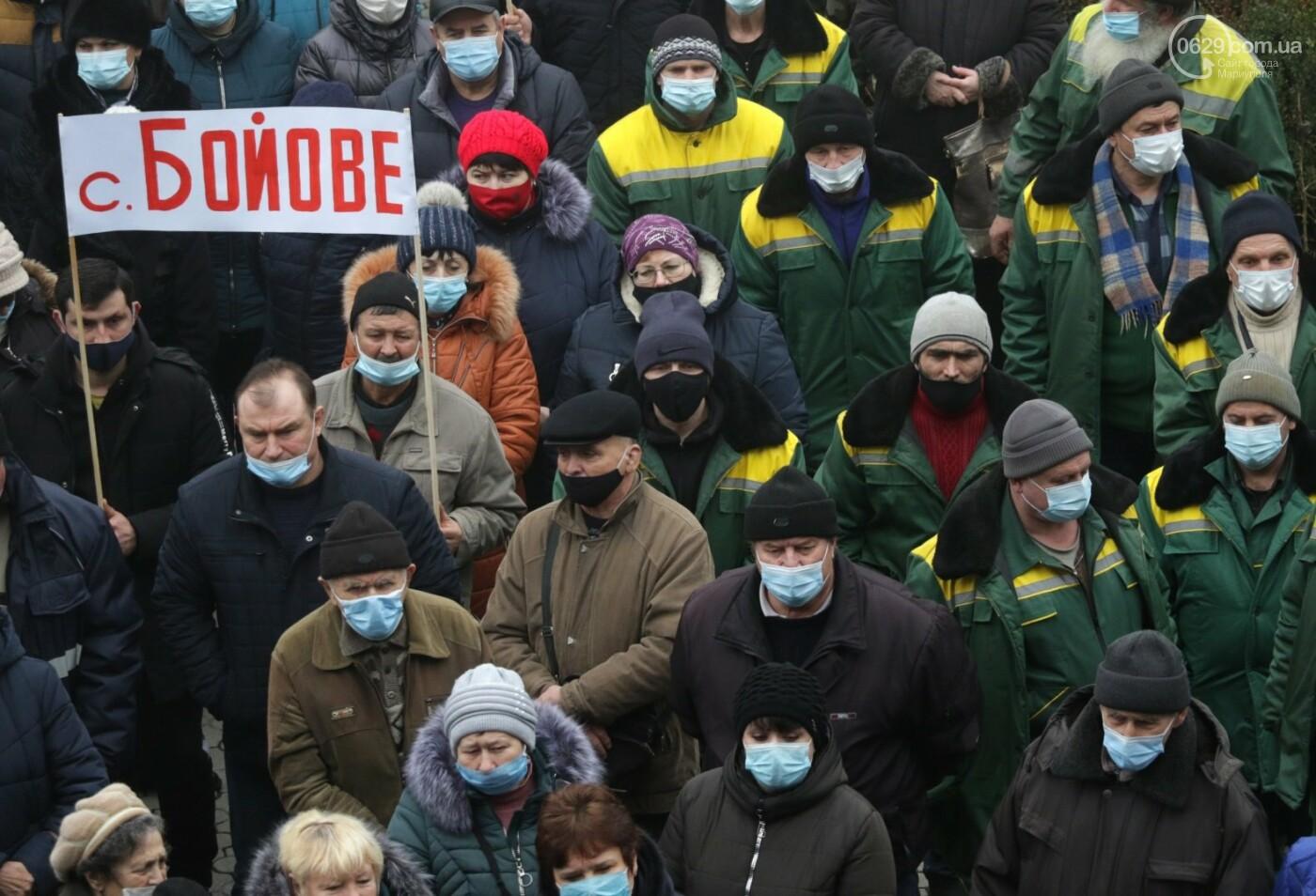 «Это война». Жители Никольского восстали против циркония, - ФОТО, ВИДЕО, фото-24