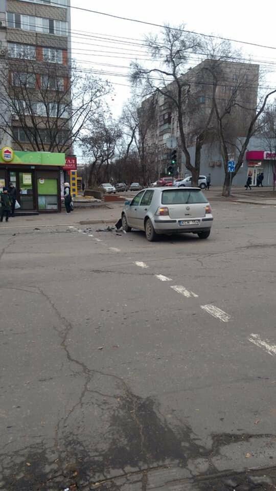 В Мариуполе произошло сразу две аварии на проспекте Металлургов, - ФОТО, фото-3