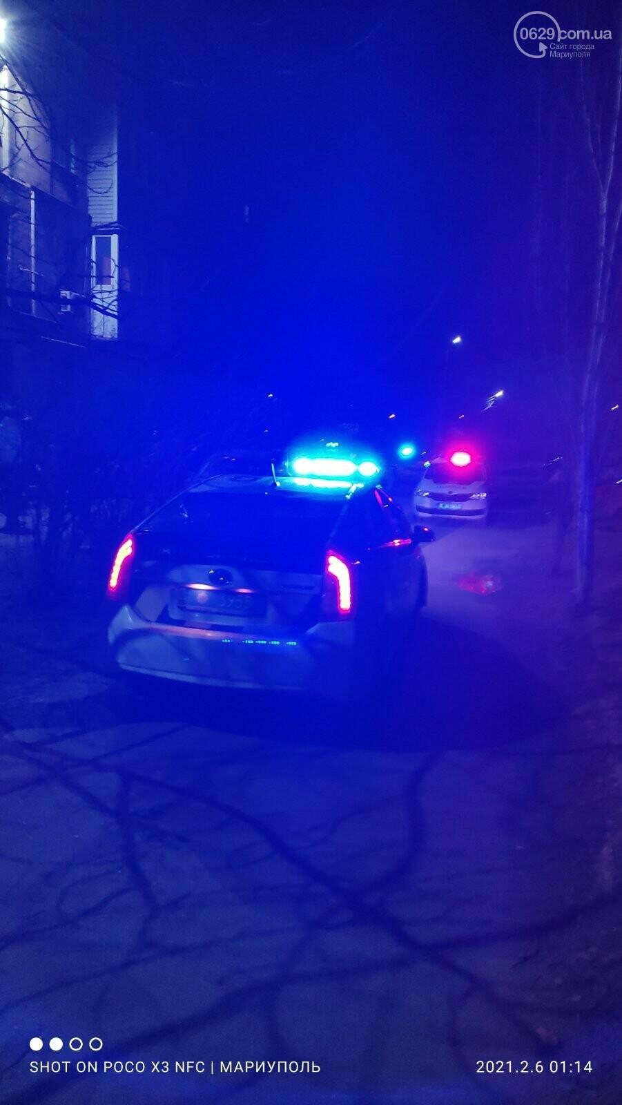 В Мариуполе местный житель напал на полицейского,-ФОТО, фото-2
