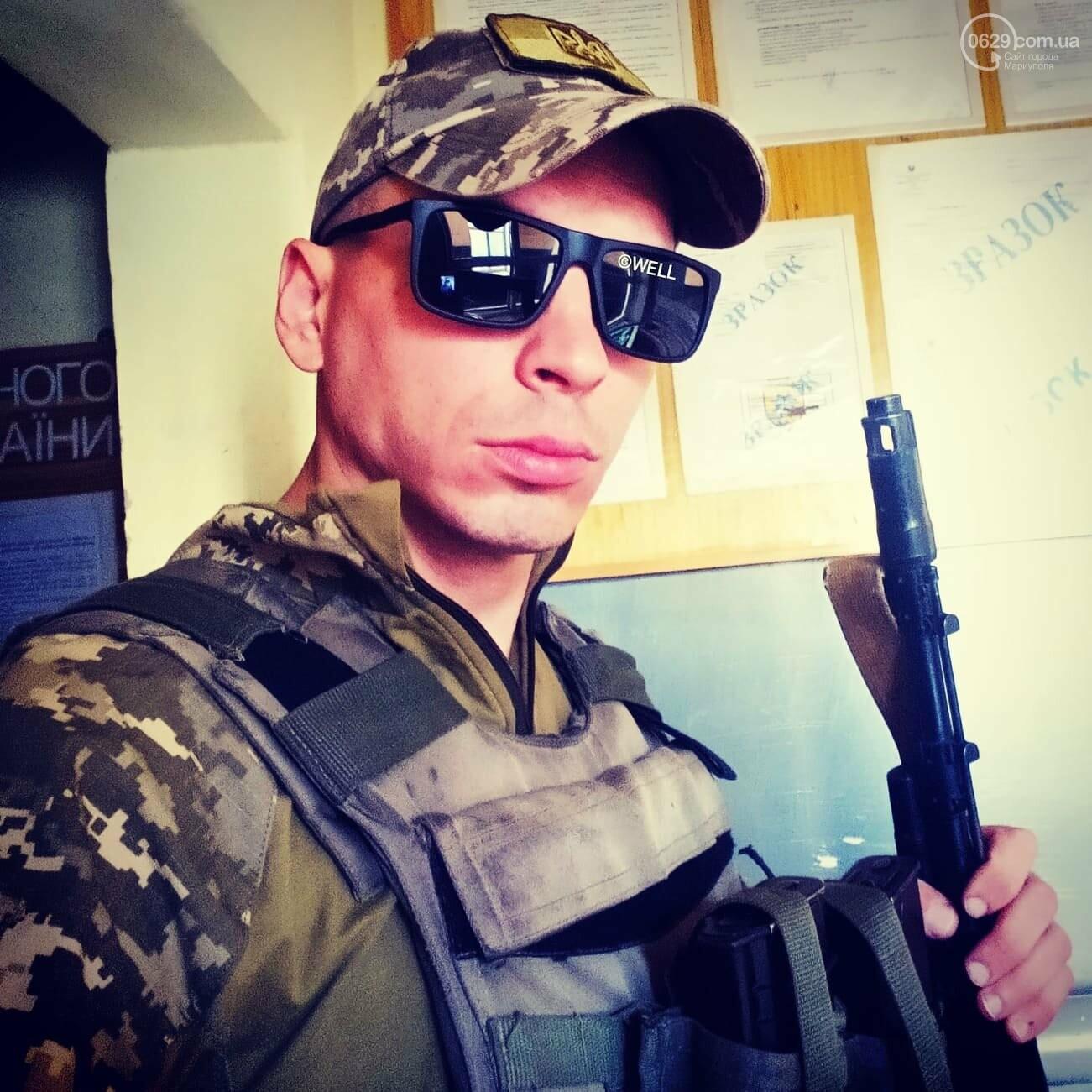 Хип-хоп на войне. Как мариуполец пошел в армию и стал читать рэп, - ФОТО+ВИДЕО , фото-4