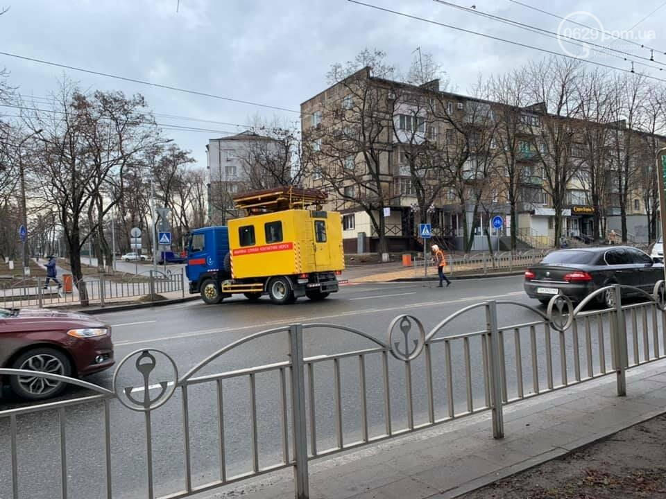 На пр. Мира стоят троллейбусы,- ФОТО, ВИДЕО, фото-2