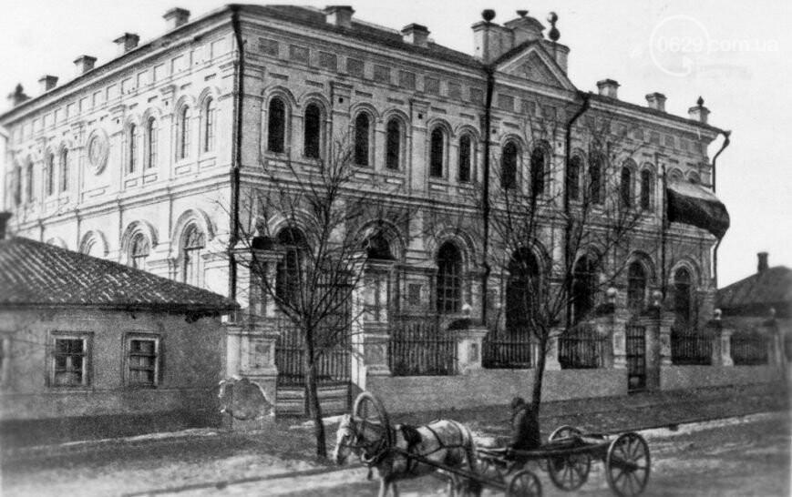 Руины мариупольской синагоги: что будет со зданием уже в этом году, - ФОТОРЕПОРТАЖ , фото-1