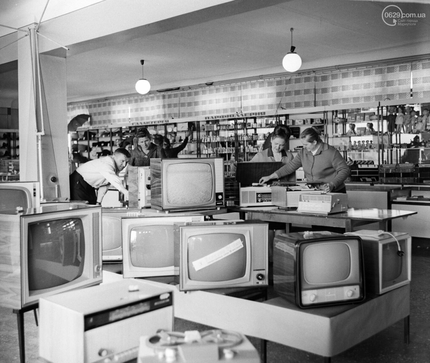 0,2 телевізора, 0,5 холодильника і 47 пляшок горілки. Що і скільки маріупольці могли купити на одну зарплату в 1975 році і зараз, фото-5