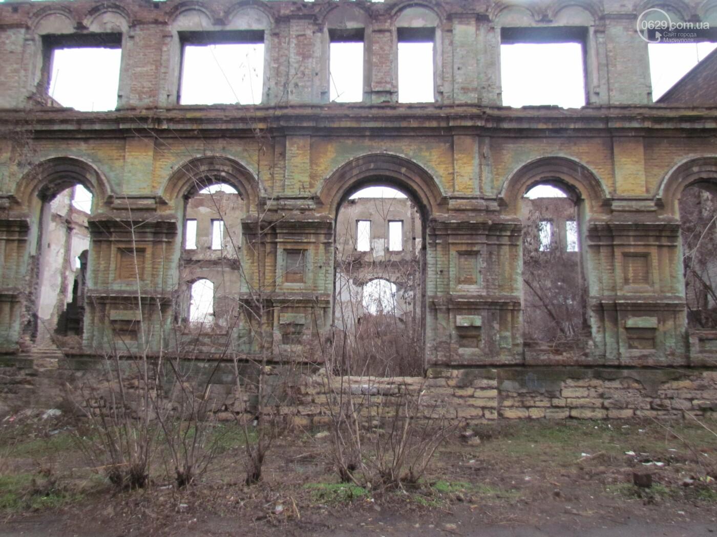 Руины мариупольской синагоги: что будет со зданием уже в этом году, - ФОТОРЕПОРТАЖ , фото-7