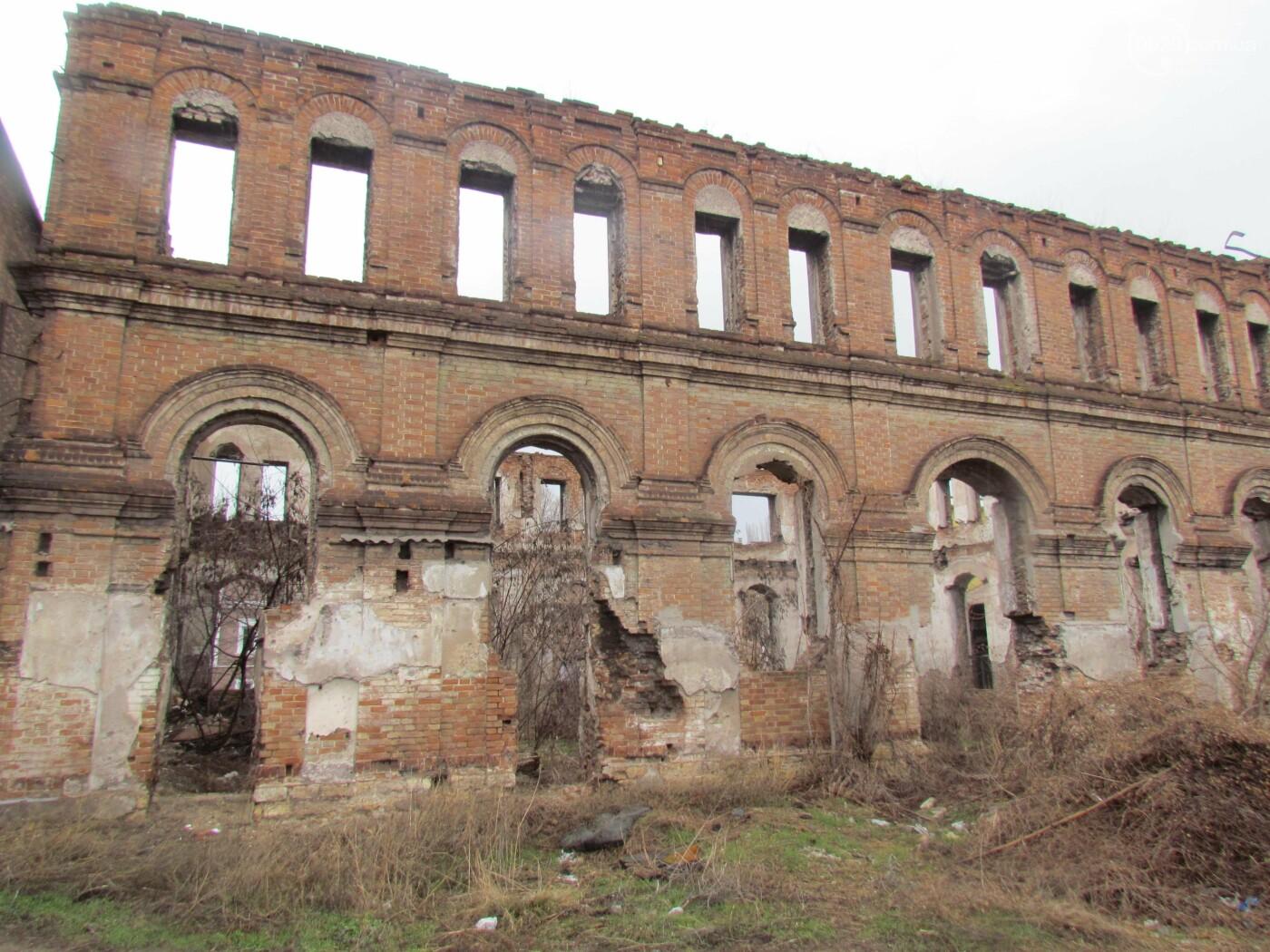 Руины мариупольской синагоги: что будет со зданием уже в этом году, - ФОТОРЕПОРТАЖ , фото-5